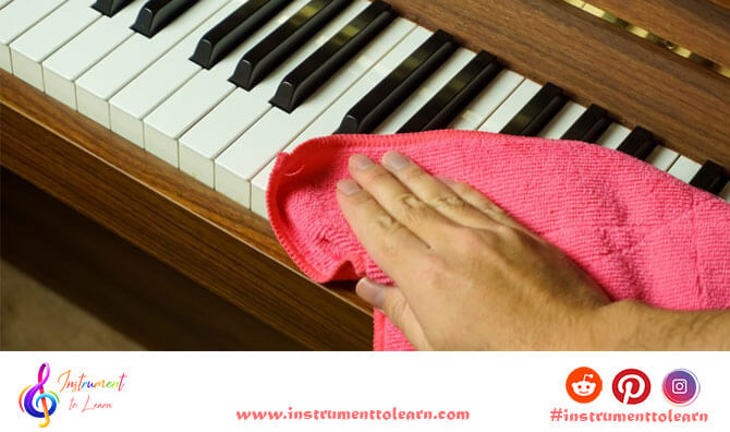how-to-clean-piano-keys